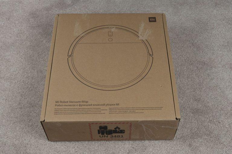 Xiaomi Vacuum-Mop robotporszívó teszt 2