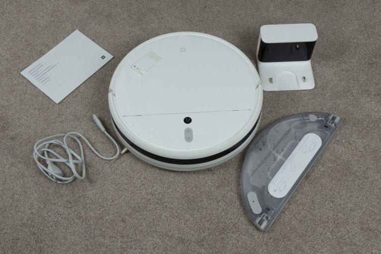 Xiaomi Vacuum-Mop robotporszívó teszt 3