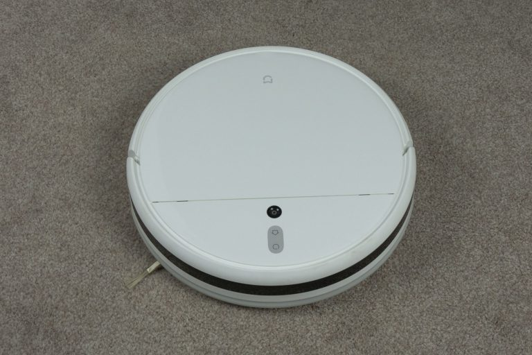 Xiaomi Vacuum-Mop robotporszívó teszt 4