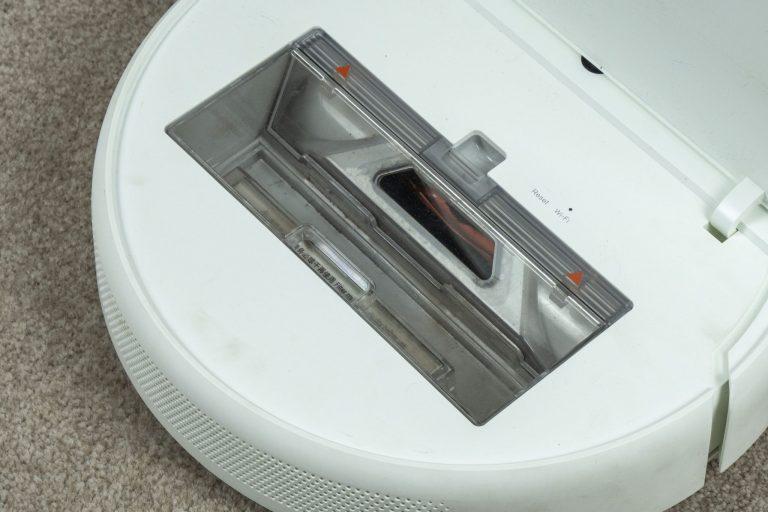 Xiaomi Vacuum-Mop robotporszívó teszt 6