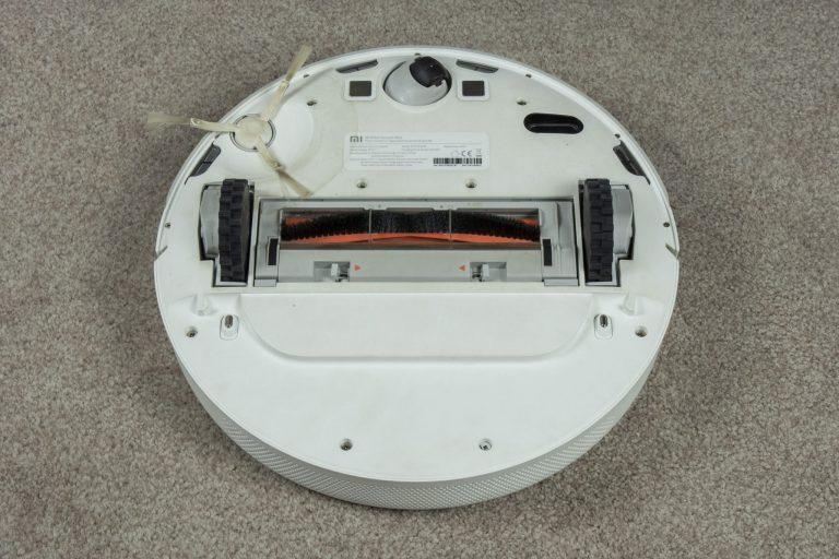 Xiaomi Vacuum-Mop robotporszívó teszt 7
