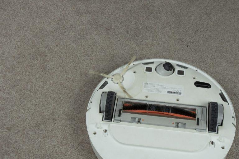 Xiaomi Vacuum-Mop robotporszívó teszt 8