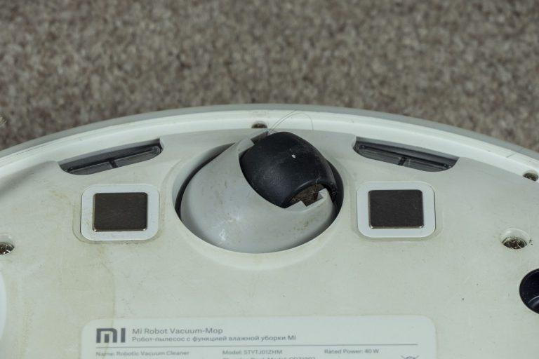 Xiaomi Vacuum-Mop robotporszívó teszt 9
