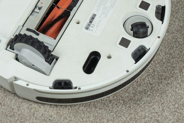 Xiaomi Vacuum-Mop robotporszívó teszt 13