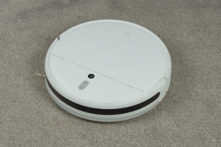 Xiaomi Vacuum-Mop robotporszívó teszt 14