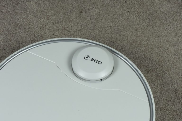 360 S6 Pro robotporszívó teszt 7