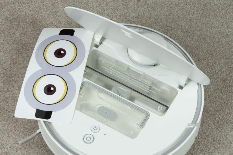 360 S6 Pro robotporszívó teszt 8