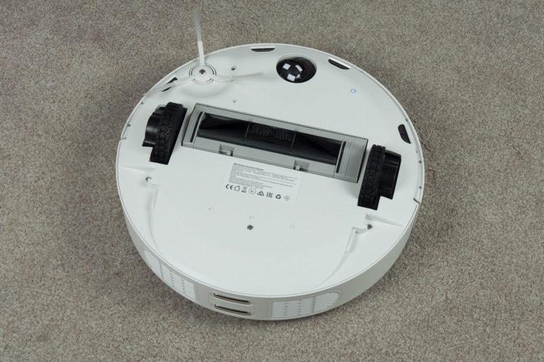 360 S6 Pro robotporszívó teszt 11