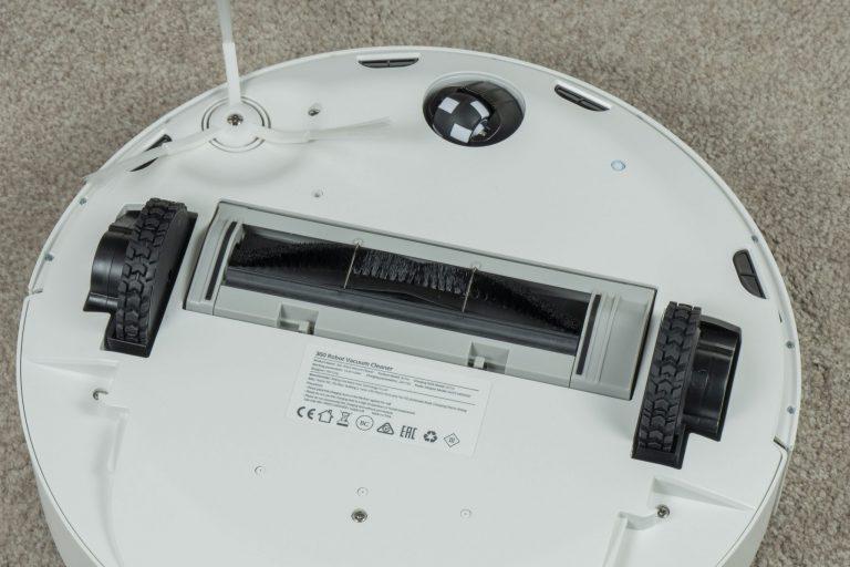 360 S6 Pro robotporszívó teszt 14