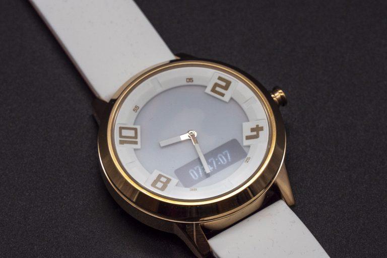 Lenovo Watch X okosóra teszt 10