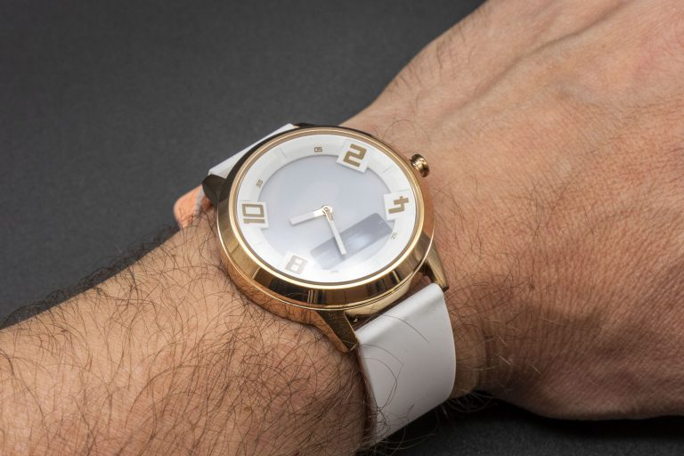 Lenovo Watch X okosóra teszt 11