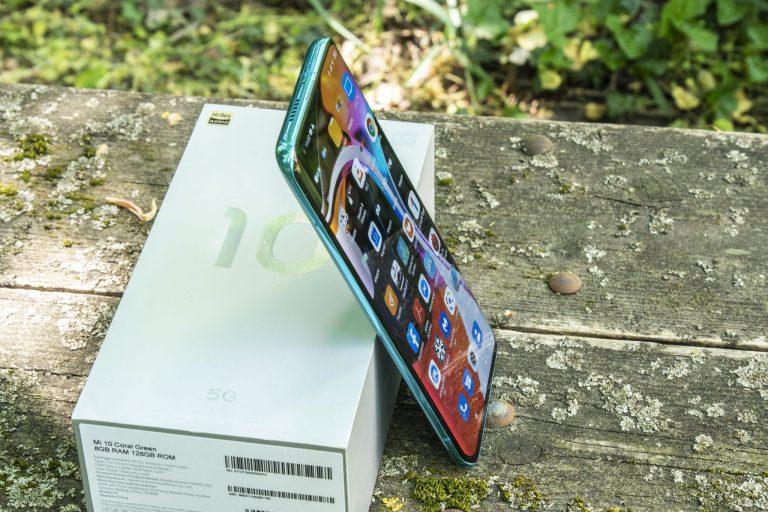 Xiaomi Mi 10 okostelefon teszt 22
