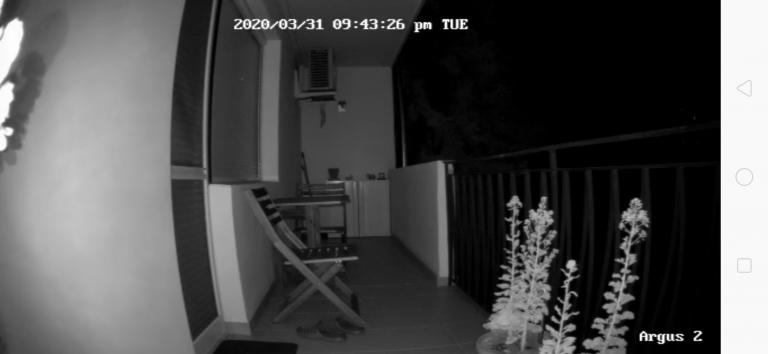 Reolink Argus 2 kamera teszt 32