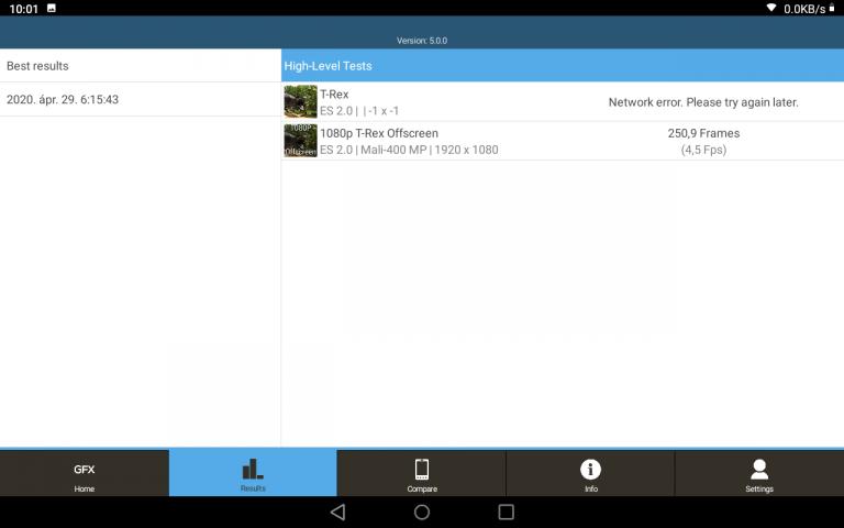 Alldocube iPlay 8 Pro tablet teszt 14