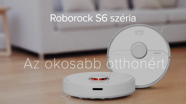 Xiaomi Roborock S6 Pure robotporszívó  – Könnyed upgrade és áresés 3