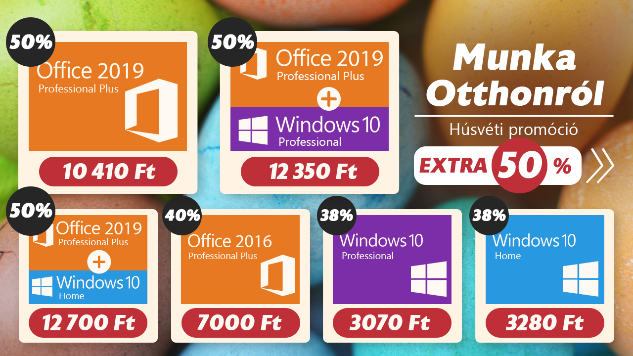 Húsvéti Windows vásár 2