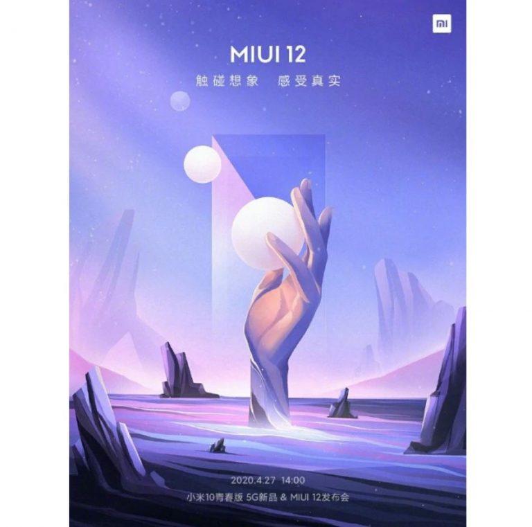 Pár nap múlva itt a MIUI 12 és egy új Xiaomi mobil 2