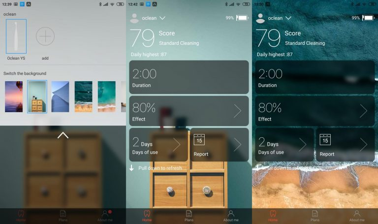 Xiaomi Oclean X Pro elektromos fogkefe teszt 17