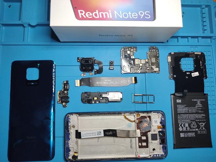 Xiaomi Redmi Note 9S okostelefon teszt 23