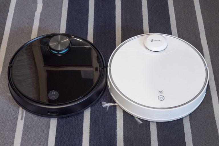 Xiaomi Viomi V3 robotporszívó teszt 9