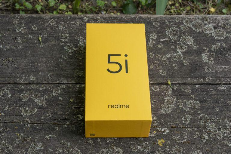 Realme 5i okostelefon teszt 2