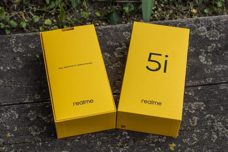 Realme 5i okostelefon teszt 3
