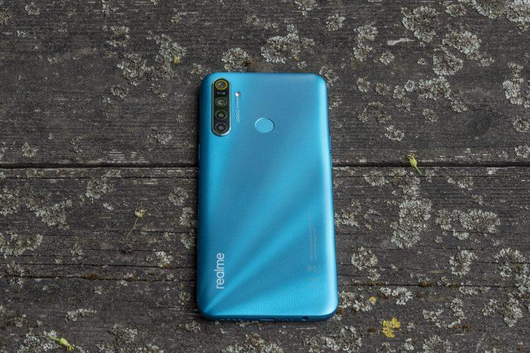 Realme 5i okostelefon teszt 6