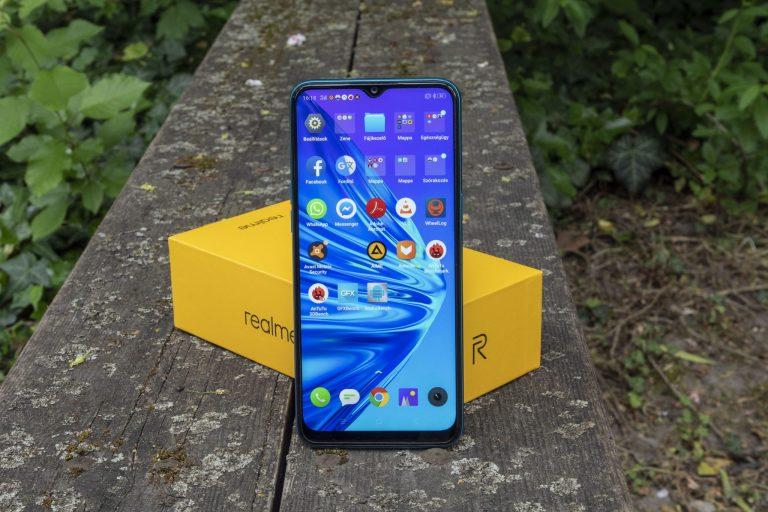 Realme 5i okostelefon teszt 16