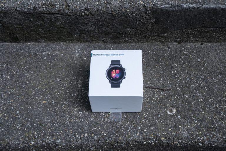 Honor Magic Watch 2 42 mm sportóra teszt 2