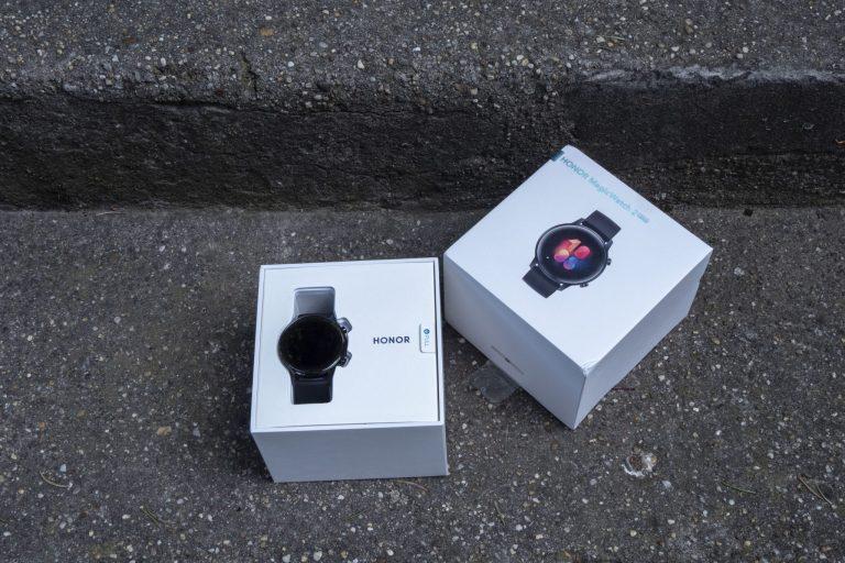 Honor Magic Watch 2 42 mm sportóra teszt 3