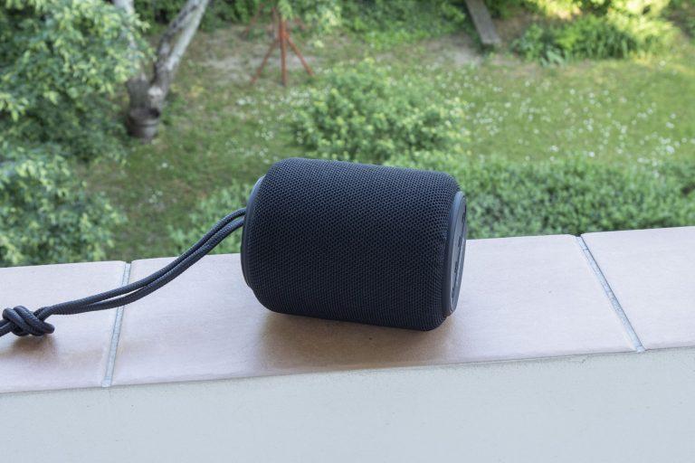 Tronsmart T6 Mini TWS hangszóró teszt 5