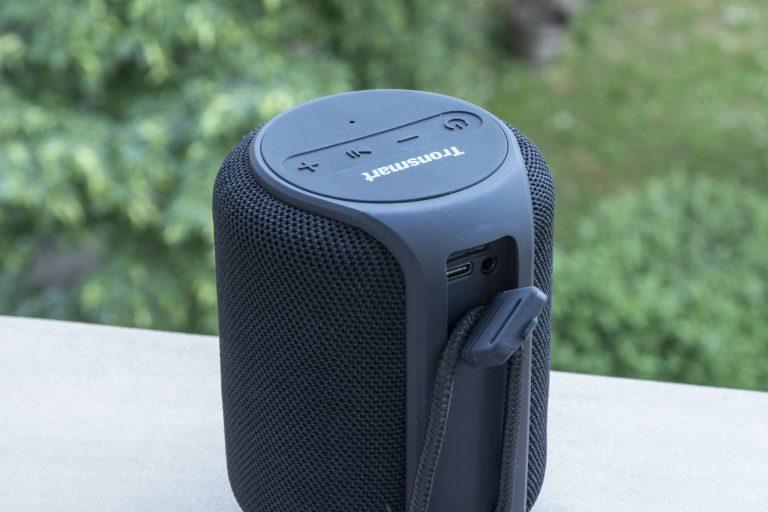 Tronsmart T6 Mini TWS hangszóró teszt 8