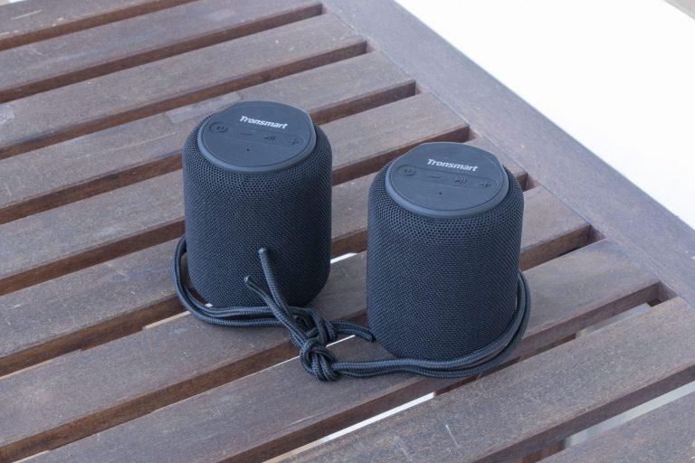 Tronsmart T6 Mini TWS hangszóró teszt 11