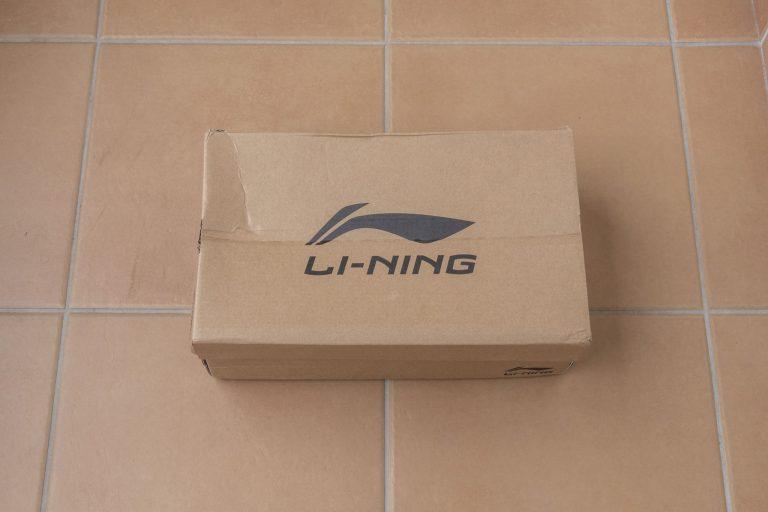 Li-Ning Rouge Rabbit futócipő teszt 4