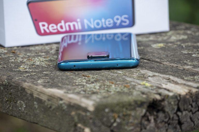 Xiaomi Redmi Note 9S okostelefon teszt 14