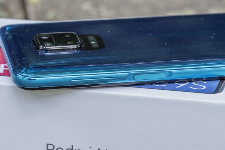 Xiaomi Redmi Note 9S okostelefon teszt 13