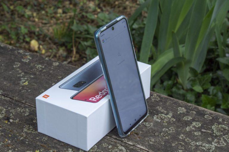 Xiaomi Redmi Note 9S okostelefon teszt 5
