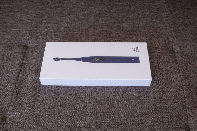 Xiaomi Oclean X Pro elektromos fogkefe teszt 2