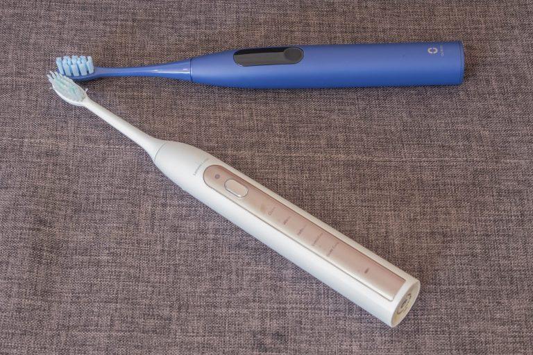 Xiaomi Oclean X Pro elektromos fogkefe teszt 8