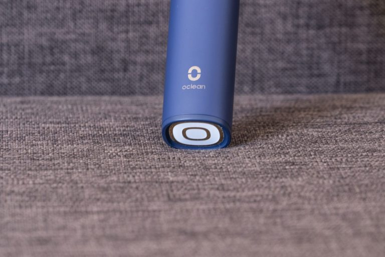 Xiaomi Oclean X Pro elektromos fogkefe teszt 12