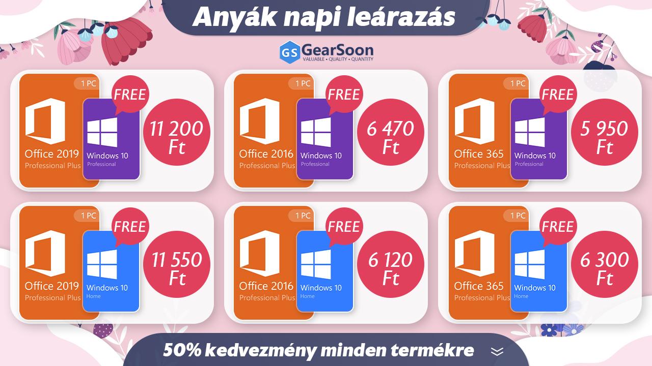 Szerezz ingyen Windows 10-et! 2