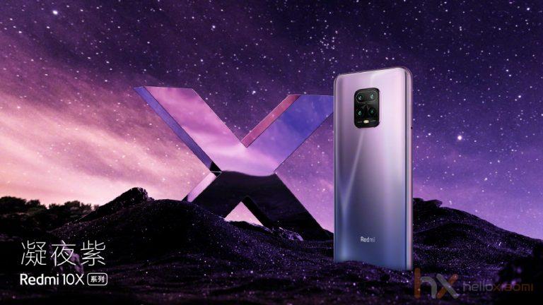 Redmi 10X 5G és 10X 5G Pro 2