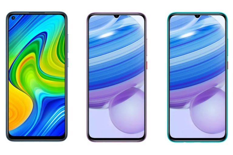 Redmi 10X 5G és 10X 5G Pro 4
