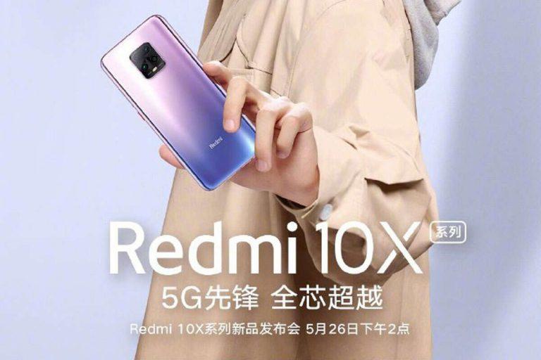 Redmi 10X 5G és 10X 5G Pro 5