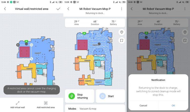 Xiaomi Vacuum-Mop Pro robotporszívó teszt 21