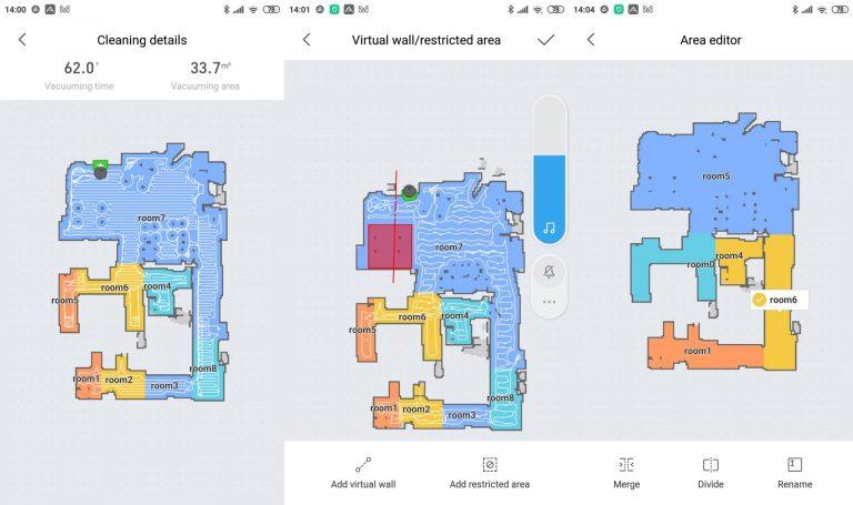 Xiaomi Vacuum-Mop Pro robotporszívó teszt 22