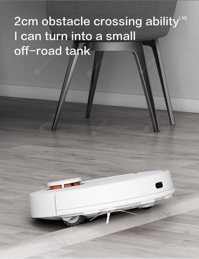 Robotporszívók harca 4
