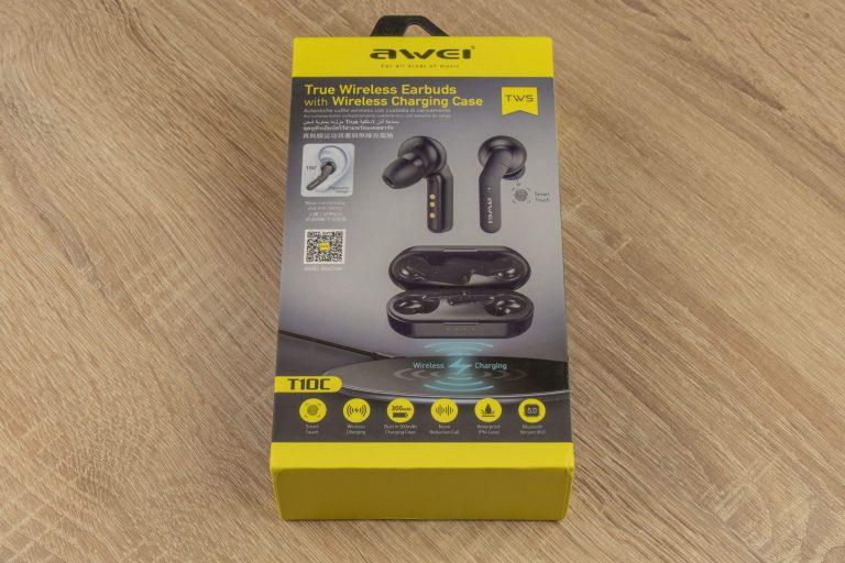 Awei T10C fülhallgató teszt 2