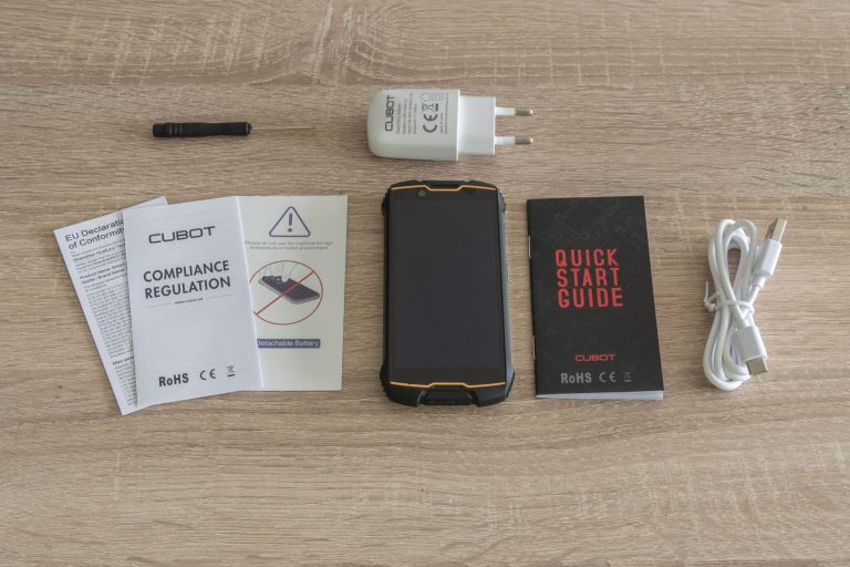 Cubot Kingkong Mini strapatelefon teszt 5