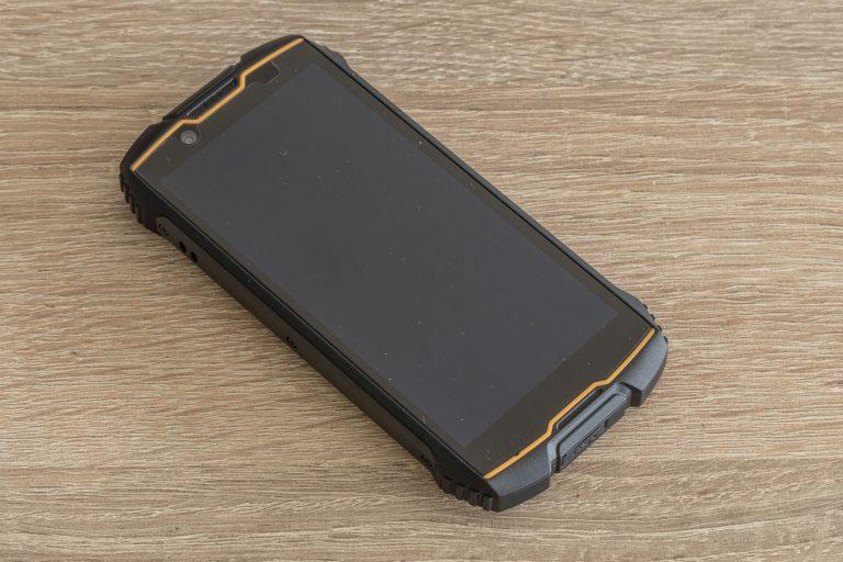 Cubot Kingkong Mini strapatelefon teszt 6